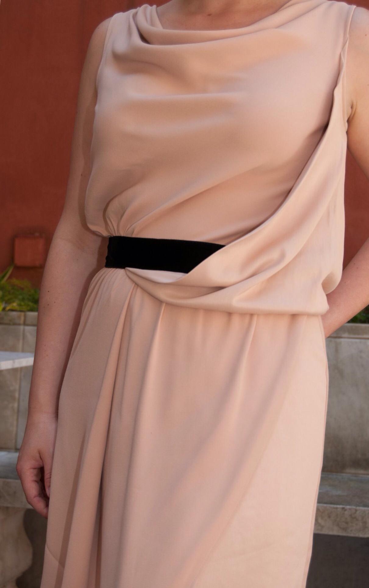 drappeggio-  wrap- personal shopper genova