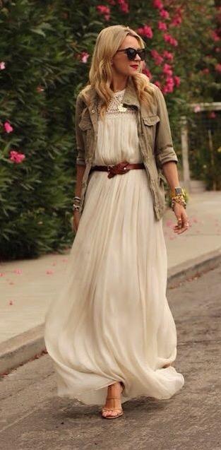 abito lungo- personsl shopper genova